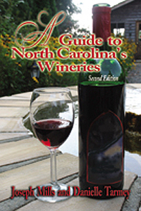 Guide to North Carolina Wineries