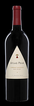 Atlas Peak Napa Valley Cabernet, Mountain Blend