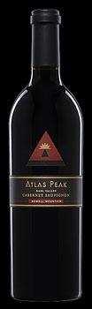 Atlas Peak Howell Mountain Cabernet