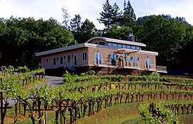 Diamond Creek Winery (Photo Credit: Robert Bruno)