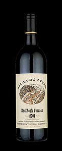 Diamond Creek Red Rock Terrace Cabernet Sauvignon