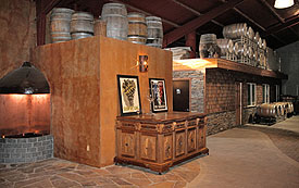 La Honda Winery Tasting Room