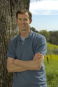 Winemaker Graham Wehmeier