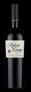 Robert Craig Mount Veeder Cabernet (Photo Credit: Robert Bruno)